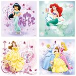 Disney Princess Promotional Art 16