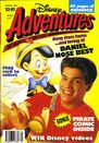Disney adventures magazine australian cover march 1995 daniel