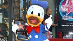 Donald Walk of Fame