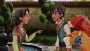 Elena and the Secret of Avalor Rafa Mateo