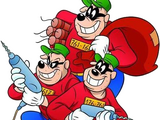 Los Beagle Boys