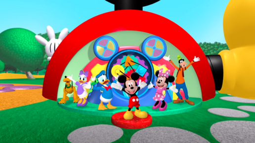 Mickey Mouse Clubhouse Hot Dog Song They Might Be Giants