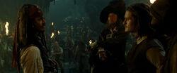 Jack Barbossa Isla De Muerta COTBP