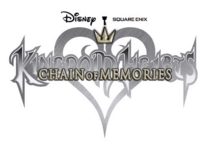 Kingdom Hearts CoM logo