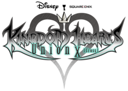 Kingdom Hearts Union χ Logo