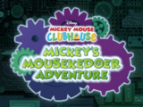 Mickey's Mousekedoer Adventure