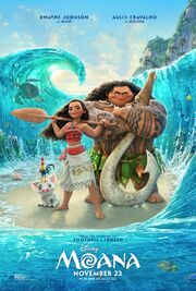 Moana official poster