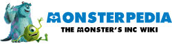 Monsters Inc. Wiki-wordmark