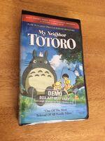 My Neighbor Totoro Demo VHS