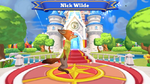 Nick Wilde Disney Magic Kingdoms Welcome Screen