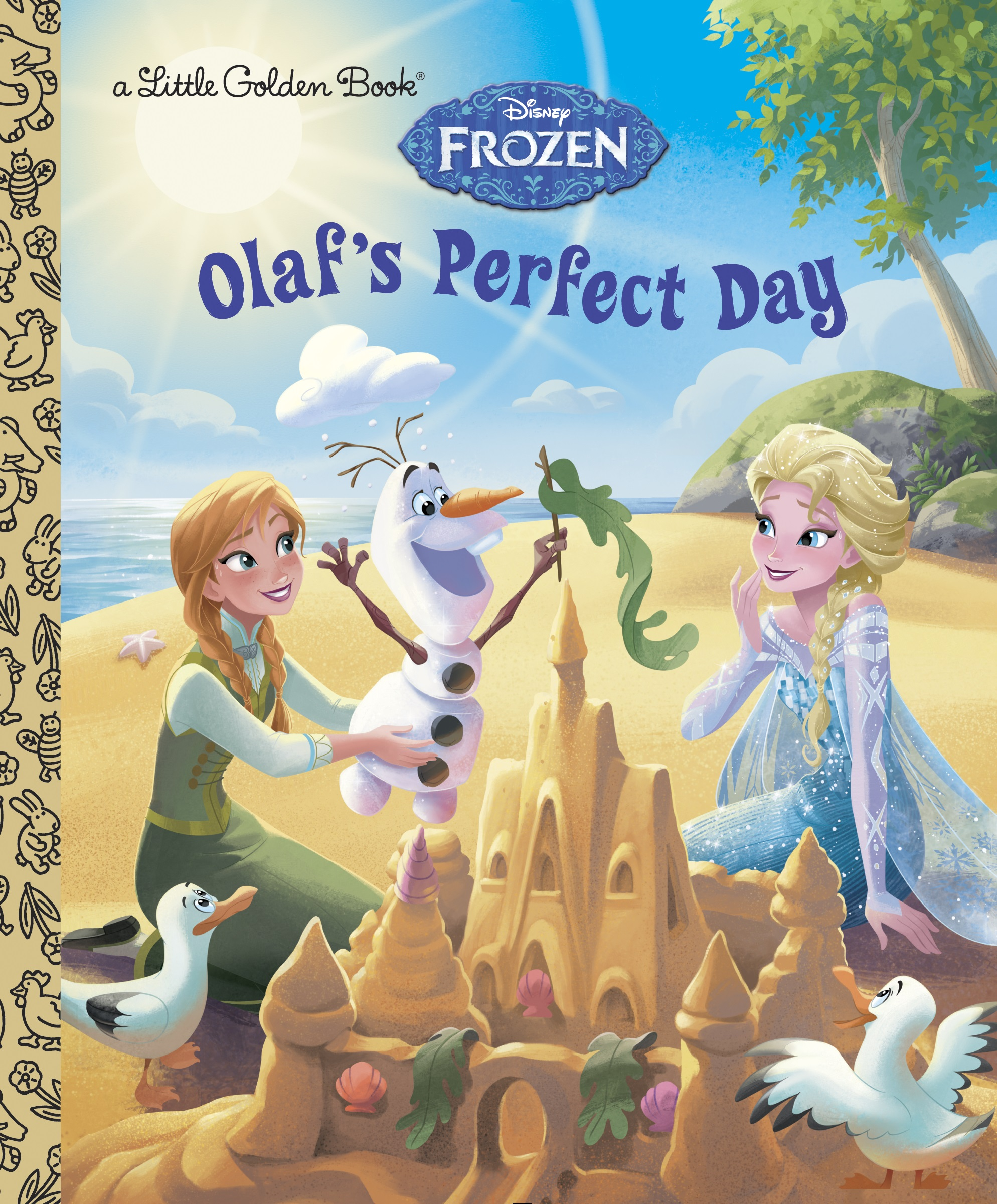 Olaf s perfect day