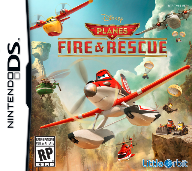 Planes fire rescue the video game disney wiki fandom powered planes fire rescue the video game voltagebd Choice Image