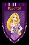 Rapunzel flag