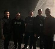 Russo Brothers, Favreau, Reed & Waititi