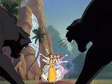 Tarzan and the British Invasion