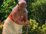 Бабушка Тала