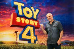 Antônio Tabet Toy Story 4