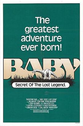 Baby lost legend