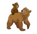 Brother Bear - Kenai & Koda 2