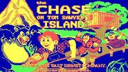 Chase on Tom Sawyer Island Title Screen