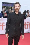 Christian Bale TIFF19