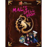 Descendants Mal's Spell Book