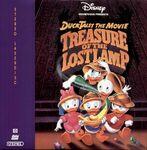 DuckTales Laserdisc