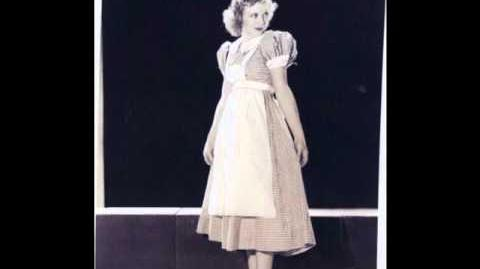 Ginger Rogers as Alice in Wonderland