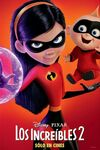 Incredibles 2 - Spanish Poster - Violet and Jack-Jack