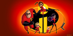 Incredibles 2 wallpaper