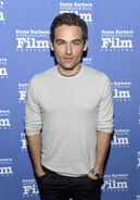 Kevin Zegers 32nd SBIFF