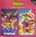 LaserDisc Darkly Dawns The Duck - Birth of Negaduck