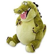 Louis alligator plush