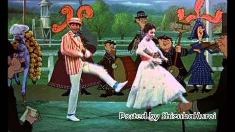 Mary Poppins - Superkwalikwantiviaextraquasiotisch