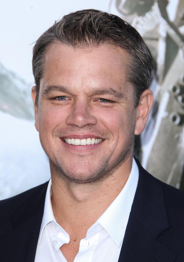 Matt Damon | Disney Wiki | FANDOM powered by Wikia