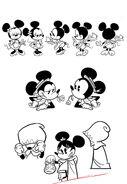 MickeyS Kali OSoleMinnie