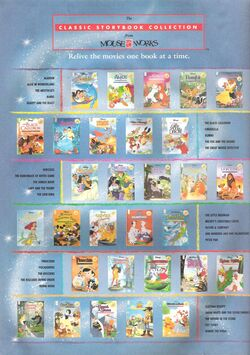 MouseWorks Storybook Collection