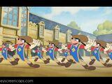 Musketeer Anthem