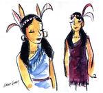 Pocahontas Vance Gerry