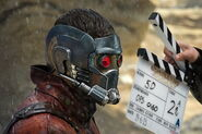 Starlord Pre-Production