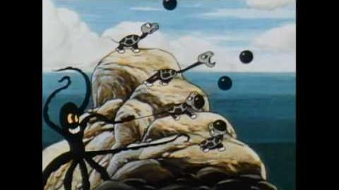 Tesoros Disney - El Rey Neptuno