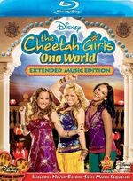 The Cheetah Girls One World Blu-Ray