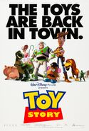 Toy Story Theatrical Poster