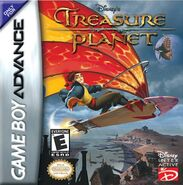 TreasurePlanetGBA