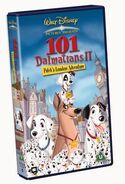 101 dalmatians ii uk vhs