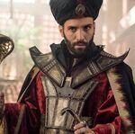 Aladdin 2019 photography - Jafar 2