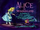 Алиса в Стране Чудес (мультфильм)