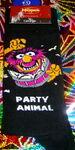 Asda socks party animal