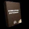 BFG Gobblefunk Dictionary