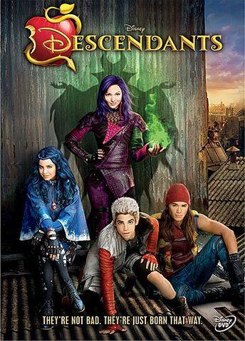 File:Descendants DVD.jpg